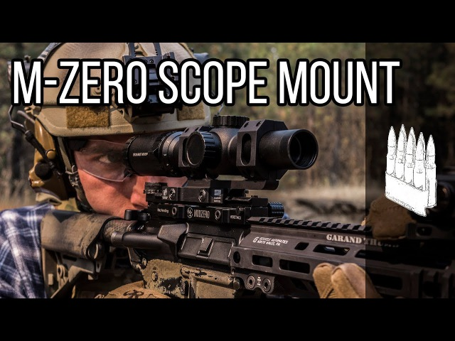 Review: The M-Zero Scope Mount - One optic zeroed for multiple rifles.