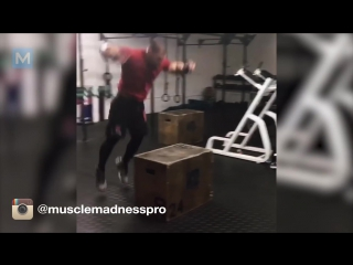 Special Forces Strength Training with SWAT Tony Sentmanat ¦ Muscle Madness