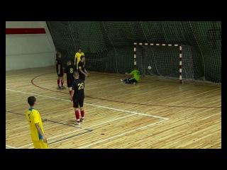 Огляд перших матчів Кубку Житомирського міського голови з футзалу