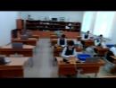 Кабинет физики в Медвенской школе