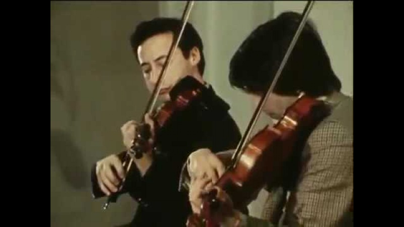 Mozart - Duo for Violin Viola, KV 423. Spivakov Bashmet