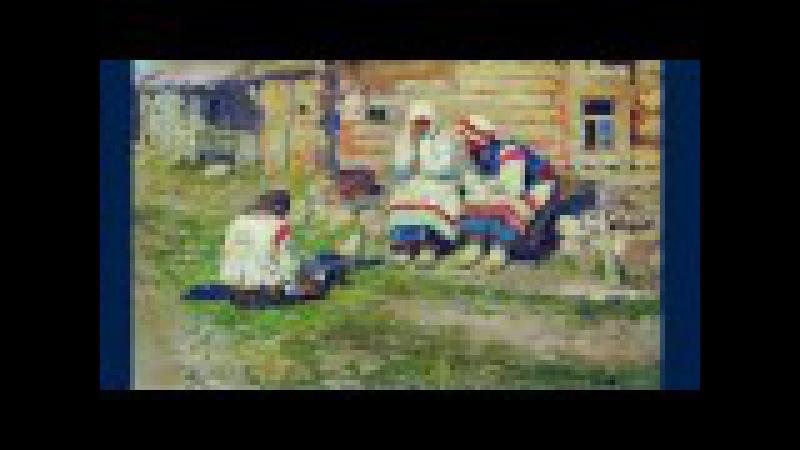 Виноградов Сергей Арсеньевич 1869 1938 Деревня