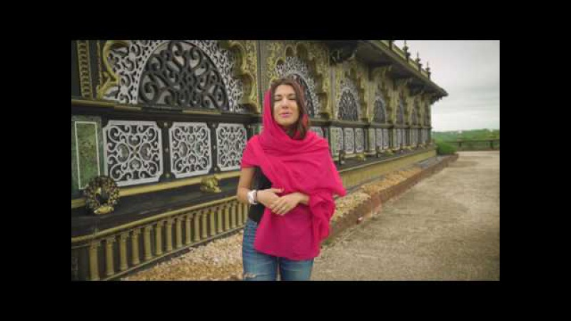 Золотой дворец индийская роскошь в Западной Вирджинии