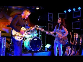 The Danielle Nicole Band 2017 12 06 Boca Raton, Florida - The Funky Biscuit - Full Show - 2 Cam