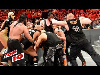 (Wrestling Premium) Top 10 Raw moments: WWE Top 10, January 1, 2017