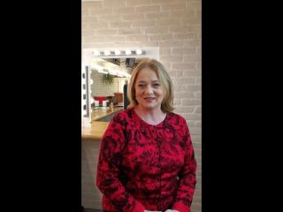 Отзыв мега позитивной Татьяны о тренинге Лифтинг макияж при различных типах старения