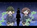 Yuki no Shingun/Girls und Panzer Version(sub Español/Animation)