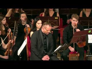 Калужский молодёжный симфонический оркестр и Максим Аверин. Метель - А.С. Пушкин