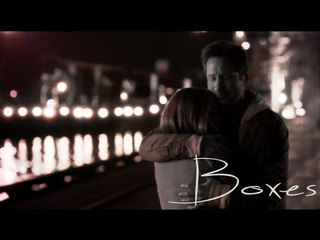 Mulder & Scully - Boxes