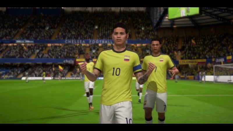 Чемпионат мира Матч за 3 е место Аргентина 4 6 Колумбия