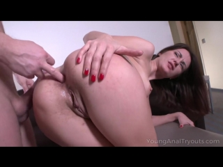 Ambika Gold - YoungАnalTryоuts [All Sex, Hardcore, Blowjob, Anal]