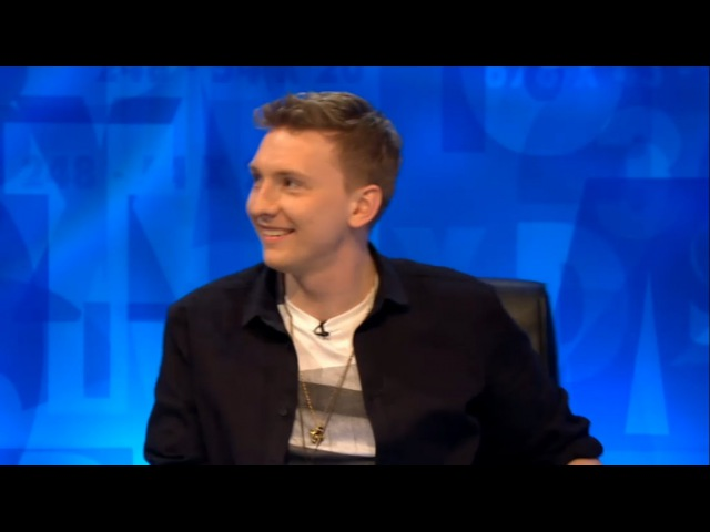 Joe Lycett on 8 Out Of 10 Cats Does Countdown Letter to Network Rail