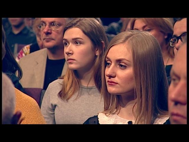 Приемля Царство непоколебимое (Алексей Ледяев), 14.01.18.
