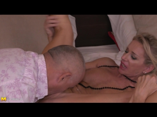 Marina Beaulieu. Супер секс с симпотной женщиной в возрасте, с сочной кункой и классной фигурой