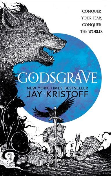 Godsgrave (The Nevernight Chronicle #2)