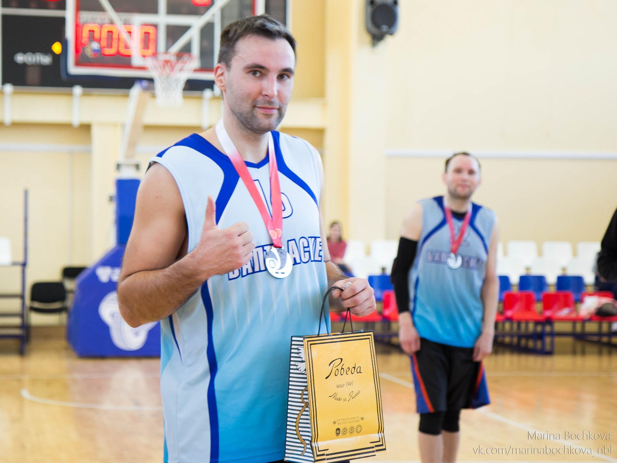 Данила Кукурузов – лучший игрок Второго Дивизиона НБЛ сезона 2017-2018