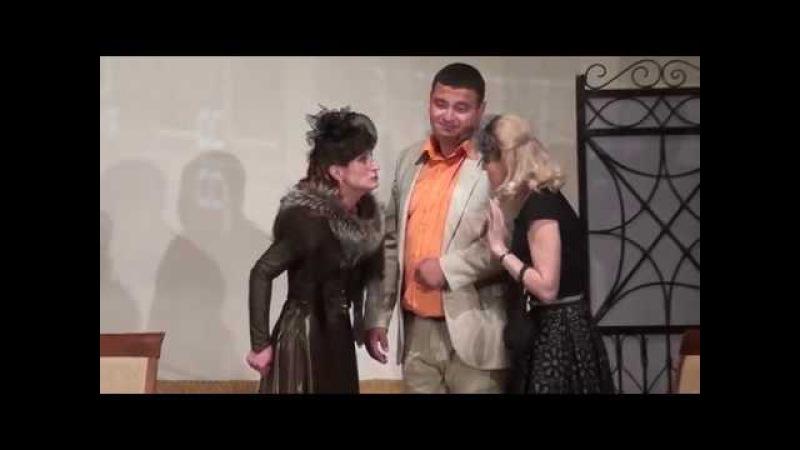 Каргопольский народный театр - Миллионерша