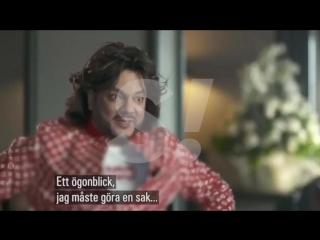 Киркоров выругался в эфире шведского ТВ