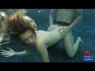 Callie Calypso - Underwater Lovers #9