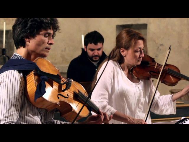 Giovanni LEGRENZI: Balletto secondo a cinque (op. 16) (ENSEMBLE CLEMATIS - Stéphanie de Failly)