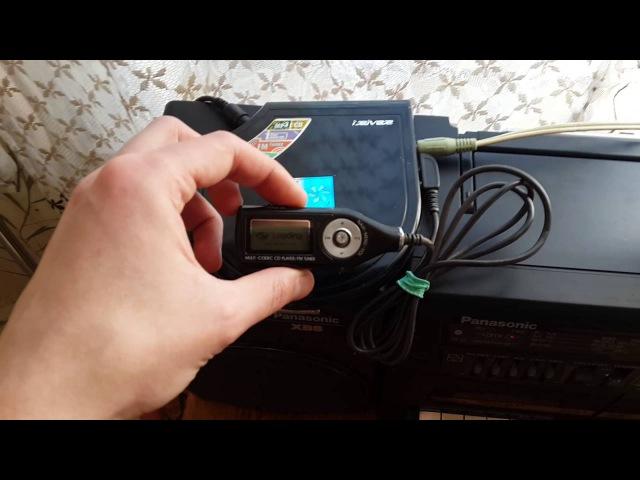 Технологии прошлого panasonic rx ct870 iriver imp900