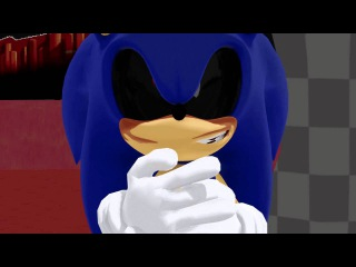 MMD x Sonic(.exe) You Can't Hide From Us
