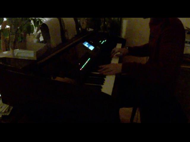 Geyers schwarzer Haufen- Techno Trance Piano Version