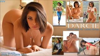 Darcie Dolce (solo, masturbation, sextoy, dildo,  pussy play, бр