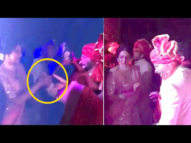 Sridevi s SHOCKING Dance Video Holding Hands With Anil Kapoor In Dubai Wedding