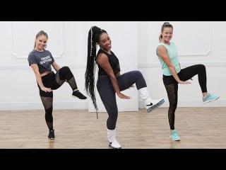30-минутная хип-хоп-тренировка Табата для сжигания калорий. 30-Minute Hip-Hop Tabata to Torch Calories