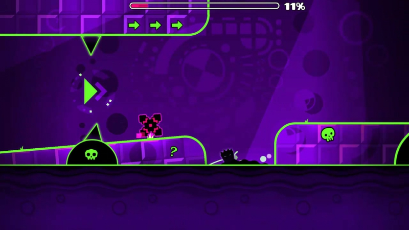 Geometry Dash LoCuRa EnVoLvEnTe by izhar completed by MrGhost