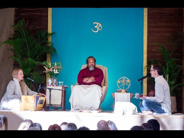 Gayatri Mantra Radical Devotion with Sri Mooji