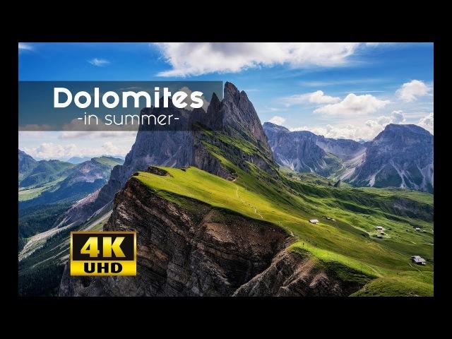 Dolomites Südtirol Alto Adige South Tyrol 4k