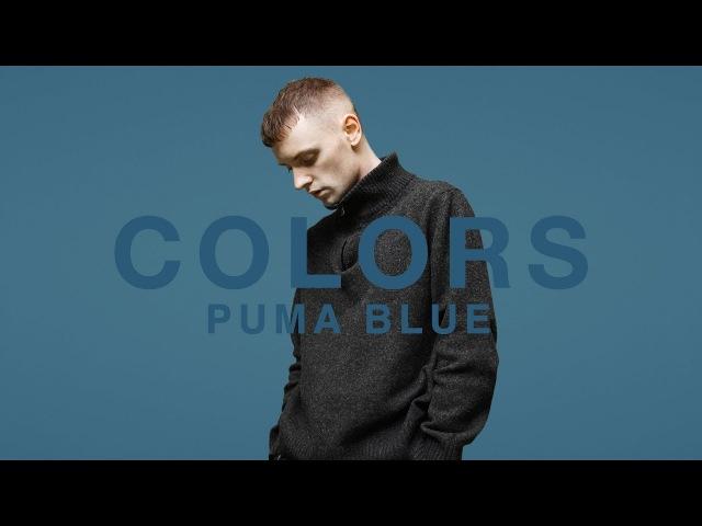 Puma Blue Soft Porn A COLORS SHOW