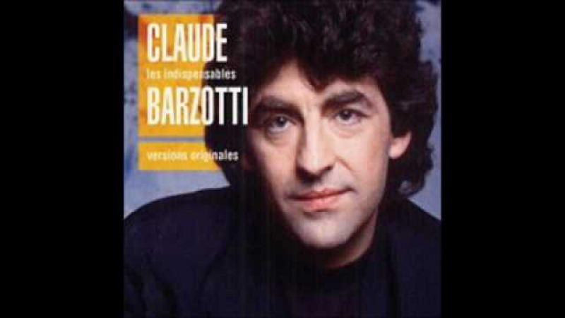 Claude barzotti je ne t'ecrirai