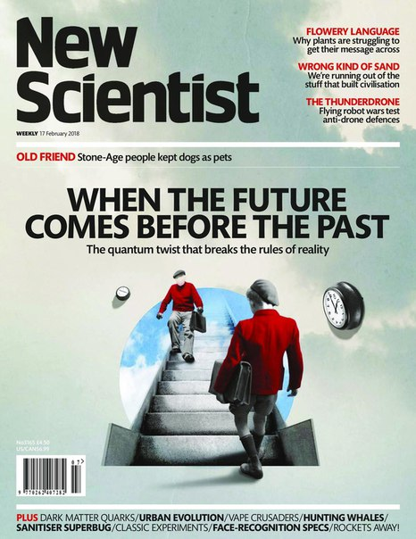 New Scientist International Edition - February 15, 2018