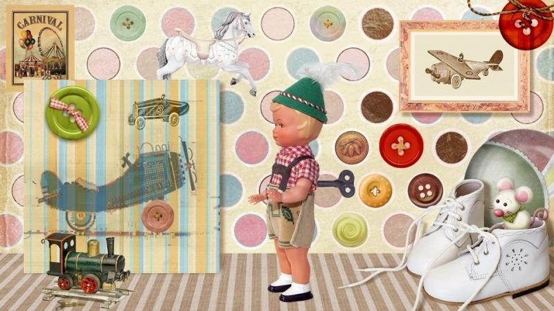 Танец заводных игрушек - микс С. Гертрудовича