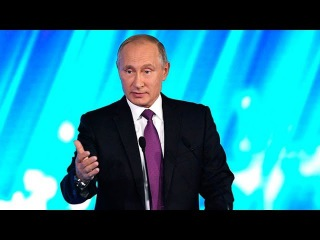 """Ключевые заявления Путина на итоговой сессии форума """"Валдай"""""""