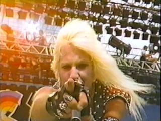 Mötley Crüe - Live at US Festival, Glen Helen Regional Park, Devore, CA, USA, 1983