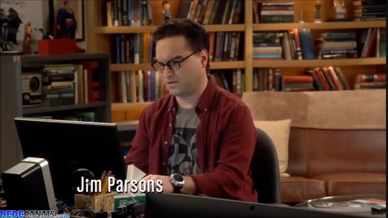 Big Bang Theory - Simulação Matrix