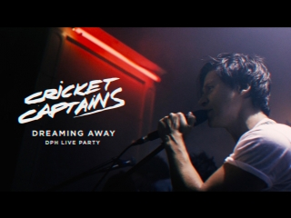 Cricket captains dreaming away (dph live party)