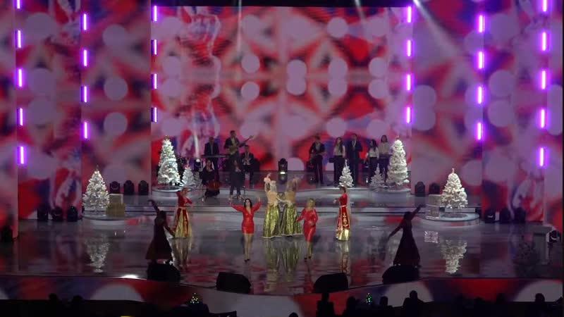 Maga Lili Hover Erku quyr enq Arpine Bekjanyan Lilit Karapetyan cover Tashi show 2019