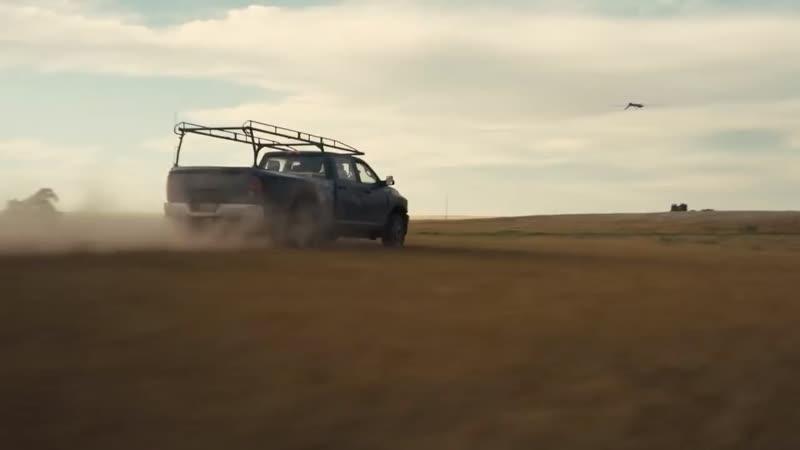 Cornfield Drone Chase Scene — Interstellar (2014)