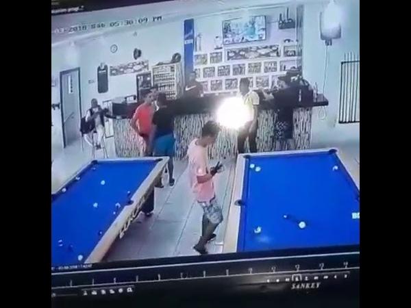 Tropezó a jugador de billar y le dieron siete puñaladas | EL PILÓN