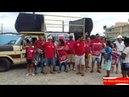 Nossa participação com o PT de nossa cidade natal no ato da pré-candidatura de Lula.