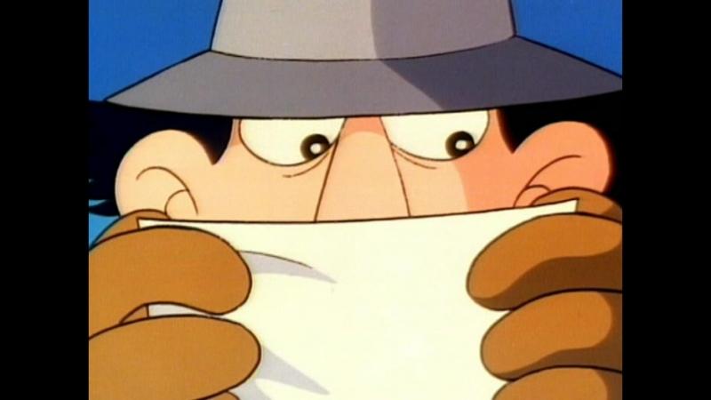 Инспектор Гаджет сезон 1 серия 18 Inspector Gadget (Франция США Япония Канада Тайвань 1983) Детям
