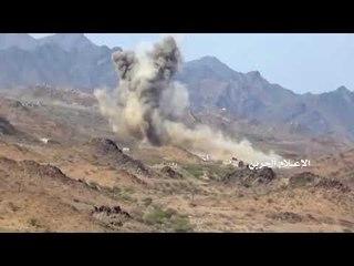Йемен. +18. Хуситы сражаются с наемниками саудитов к северу от лагеря Халид в провинции Таиз