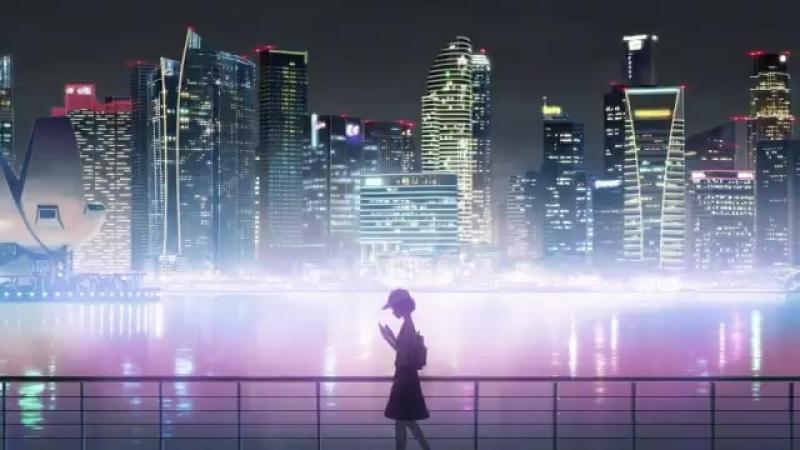 New Makoto Shinkai CM for the construction company Taisei Corporation CoMix Wave Films