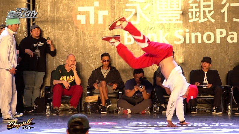 Heroes vs Seven Eleven | Semi-Final | 4on4 | Taipei Bboy City x RF Jam