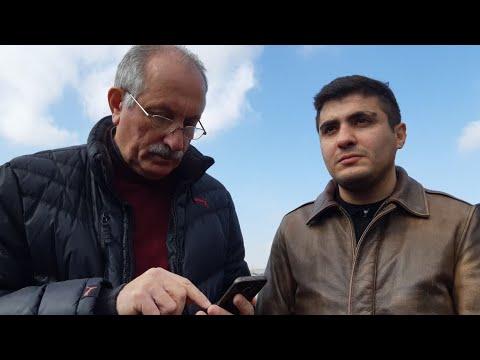 Təcili Mehman Hüseynov azadlığa çıxıb (videonu bəyən)